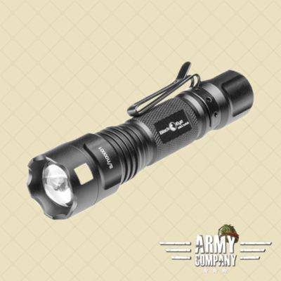 MacTronic Mini flashlight - Black