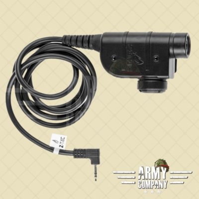 Z-Tactical zSLX PTT Motorola Talkabout Connector
