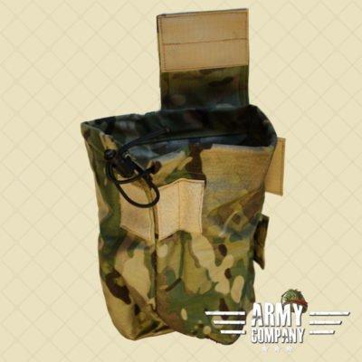 SAGear opvouwbare dump pouch - Multicam