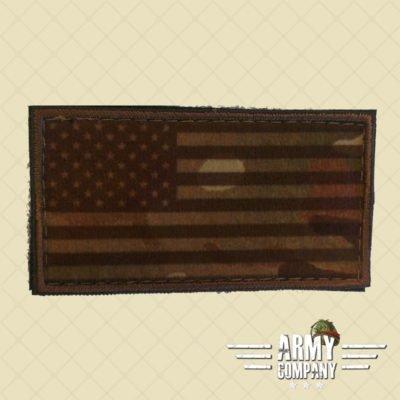 Patch vlag USA - Multicam