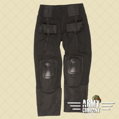 Combat Mil-Tec broek WARRIOR - Zwart