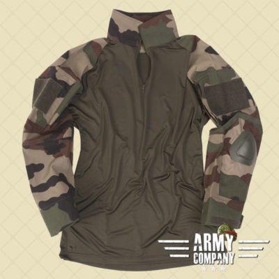 Tactical Mil-Tec shirt WARRIOR - Woodland