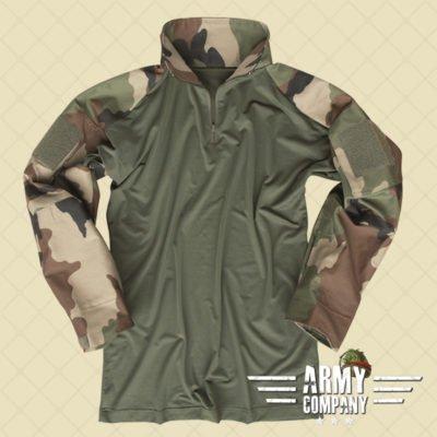 Tactical MIL-TEC shirt - Woodland