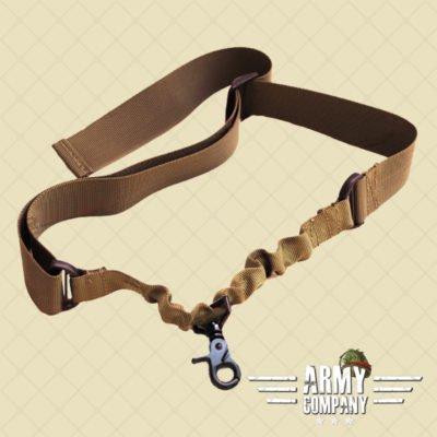 Elastic Bungee sling USMC - Sand