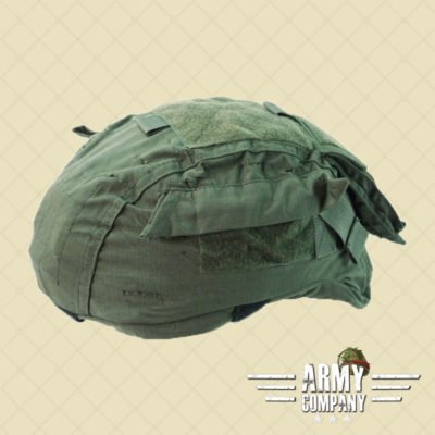 Emerson Mich 2001 Helm cover - OD / Green