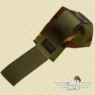 SAGear Full Flap voor KDP pouch - DPM Woodland