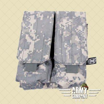 MOLLE pouch magazijn 2 x M16/M4 MFH - ACU