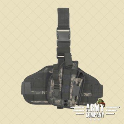 Tactical MOLLE pistool holster MFH - ACU