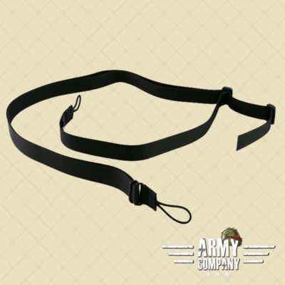 Universal gun sling - zwart